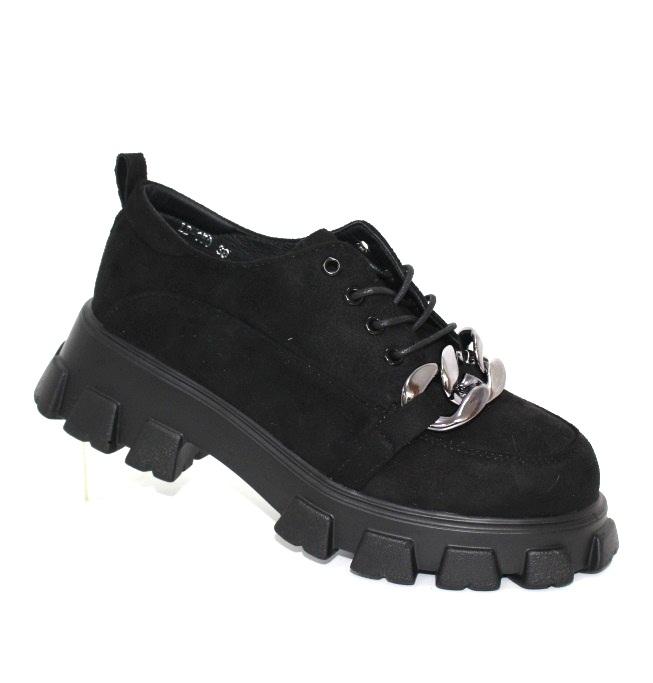 Купити жіночі туфлі із замші