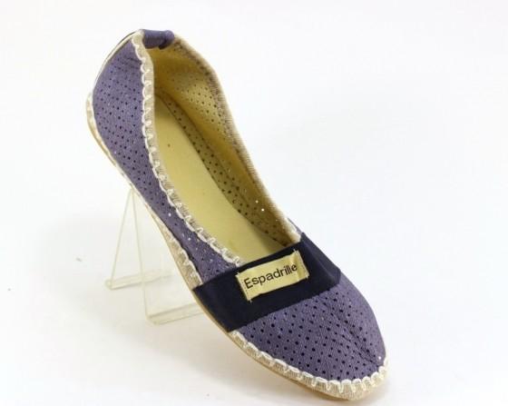 Ажурные балетки - летние туфли в розницу