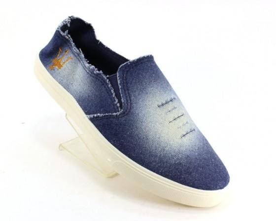 Мужские кеды, спортивные мокасины, слипоны - обувь для мужчин