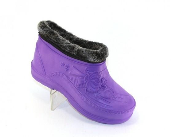 Женская обувь зима Запорожье, купить женские галоши зимние Украина