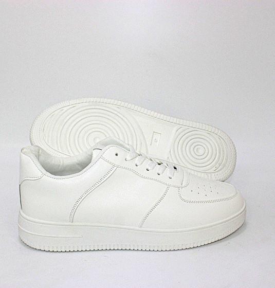 Белые мужские кроссовки в интернет магазине Туфелек, мужские кроссовки в Киеве, купить мужскую спортивную обувь