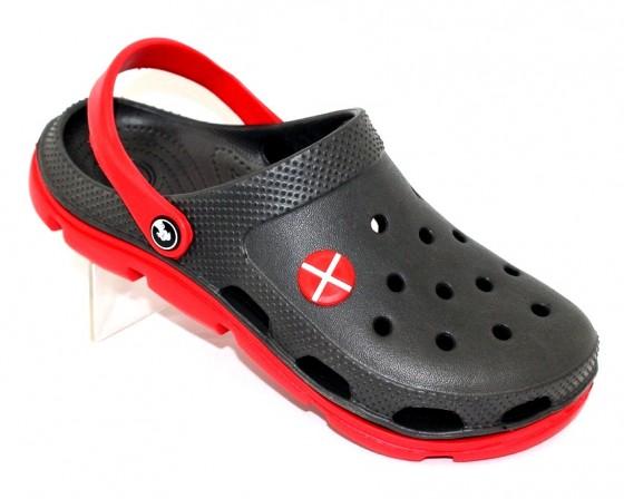 Купить мужские шлепанцы, кроксы, пляжная обувь для мужчин по доступным ценам