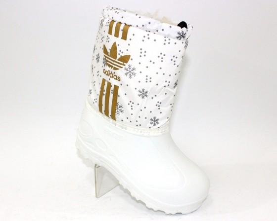 Сапоги зимние детские для девочки, детская обувь зима Киев