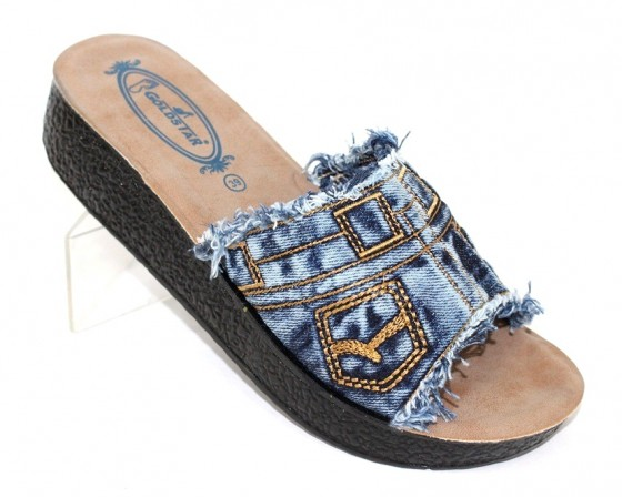Купить недорогую женскую обувь, шлепанцы в интернет-магазине обуви