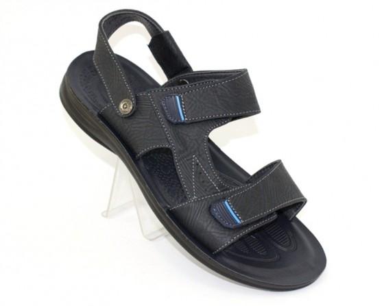 купить мужские сандалии в Киеве, Житомире. Алчевске, мужская летняя обувь, кожаные сандалии