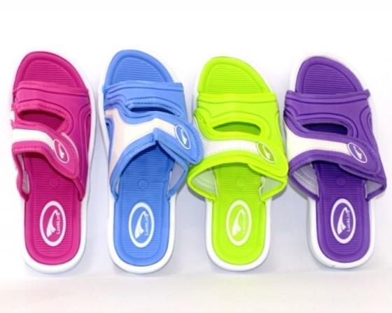 Пляжная обувь Киев, женские пляжные шлёпки, купить женскую летнюю обувь, шлёпки женские