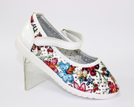 Туфли для девочки качественные, купить обувь для девочки в школу, обувь для девочки в Киеве недорого