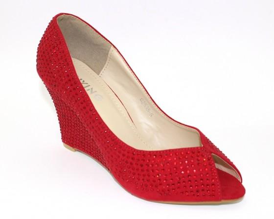 замшевые женские летние туфли с открытым носком, летняя модельная обувь Киев, купить летние туфли