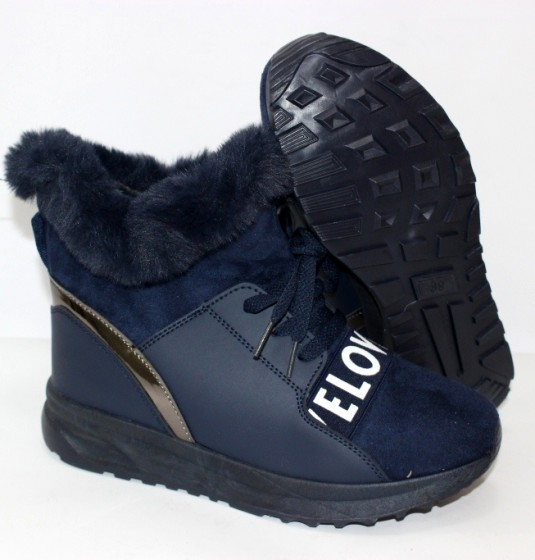 черевики зимові