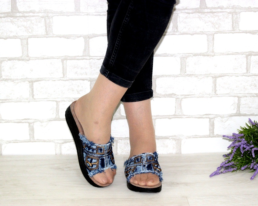 Купить недорогую женскую обувь, шлепанцы в интернет-магазине обуви 3