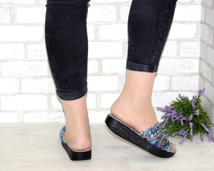 Купить недорогую женскую обувь, шлепанцы в интернет-магазине обуви 4
