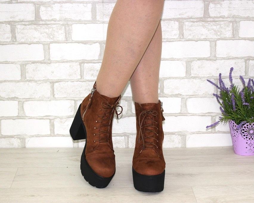 Демисезонная женская обувь, ботинки женские демисезонные купить, купить женские ботинки 3