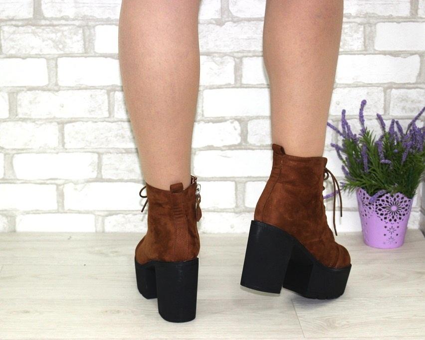 Демисезонная женская обувь, ботинки женские демисезонные купить, купить женские ботинки 4