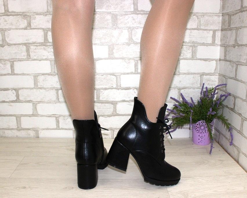 Купить зимние сникерсы Киев, женские зимние сникерсы, купить ботинки сникерсы 4