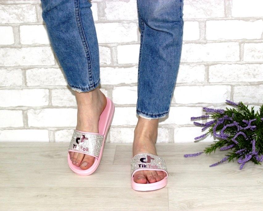 Купить шлёпанцы женские, женские шлёпанцы недорого, женская летняя обувь Киев, обувь Украина 3