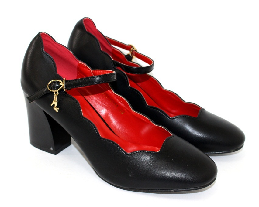 Купить женские туфли на высоком каблуке - модная обувь 2020 6