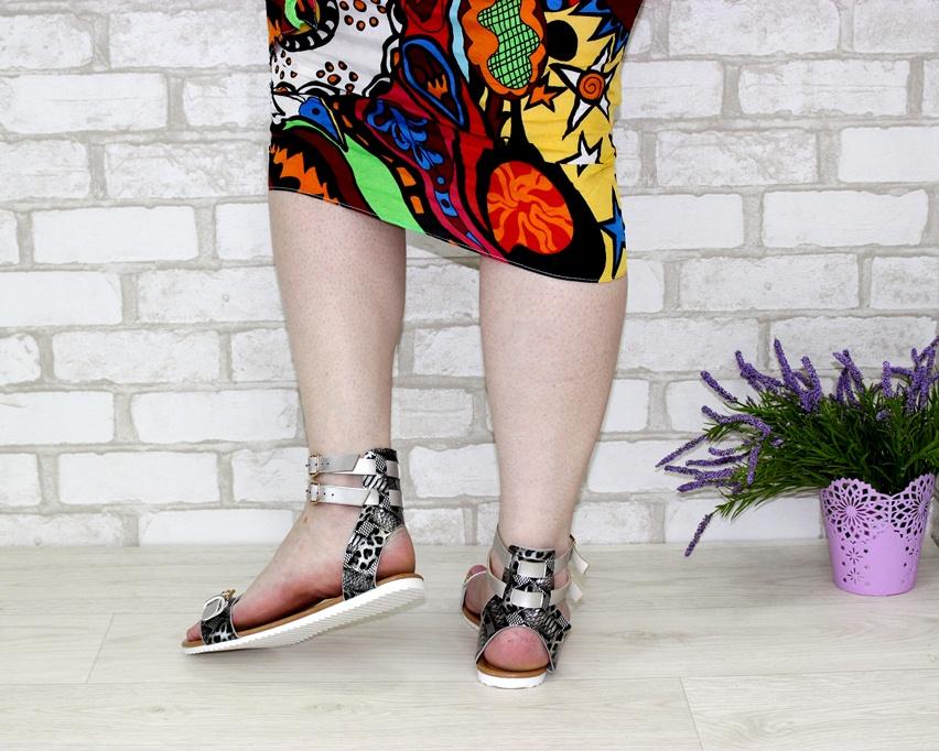 Молодёжные босоножки купить в Украине, огромный выбор обуви 4