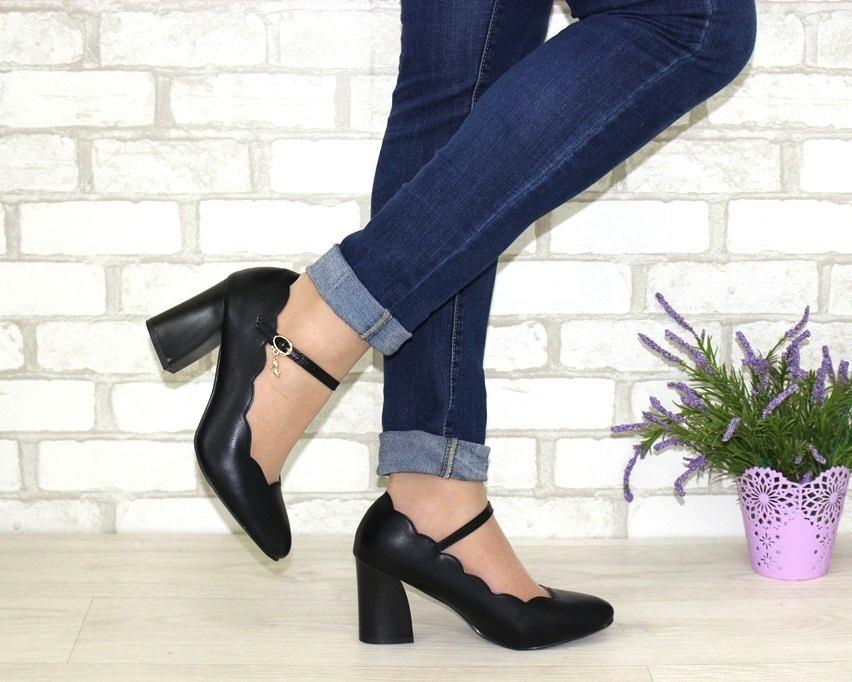 Купить женские туфли на высоком каблуке - модная обувь 2020 2