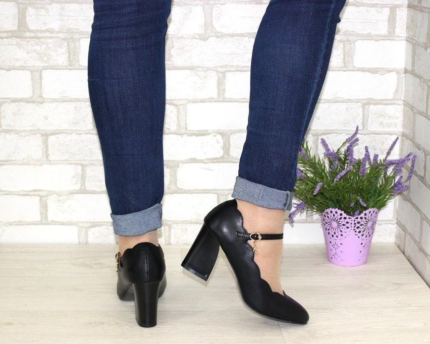Купить женские туфли на высоком каблуке - модная обувь 2020 4