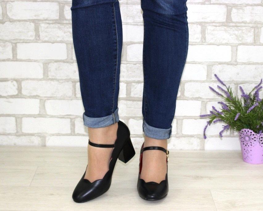 Купить женские туфли на высоком каблуке - модная обувь 2020 3