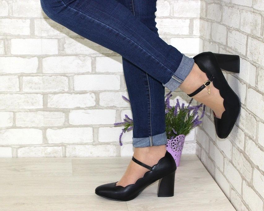 Купить женские туфли на высоком каблуке - модная обувь 2020 5