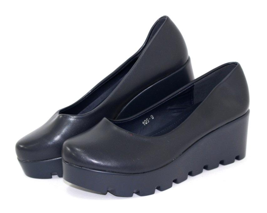 Модельные чёрные туфли дешево Киев, купить модельные женские туфли, туфли на шпильке 5