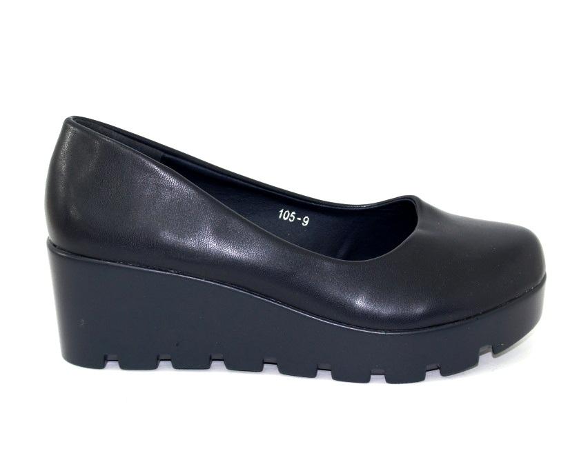 Модельные чёрные туфли дешево Киев, купить модельные женские туфли, туфли на шпильке 6