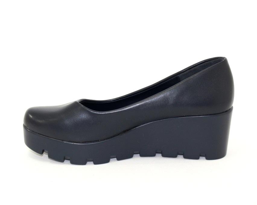 Модельные чёрные туфли дешево Киев, купить модельные женские туфли, туфли на шпильке 8