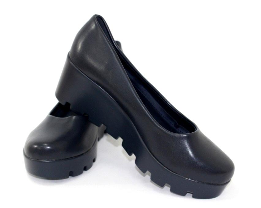 Модельные чёрные туфли дешево Киев, купить модельные женские туфли, туфли на шпильке 10