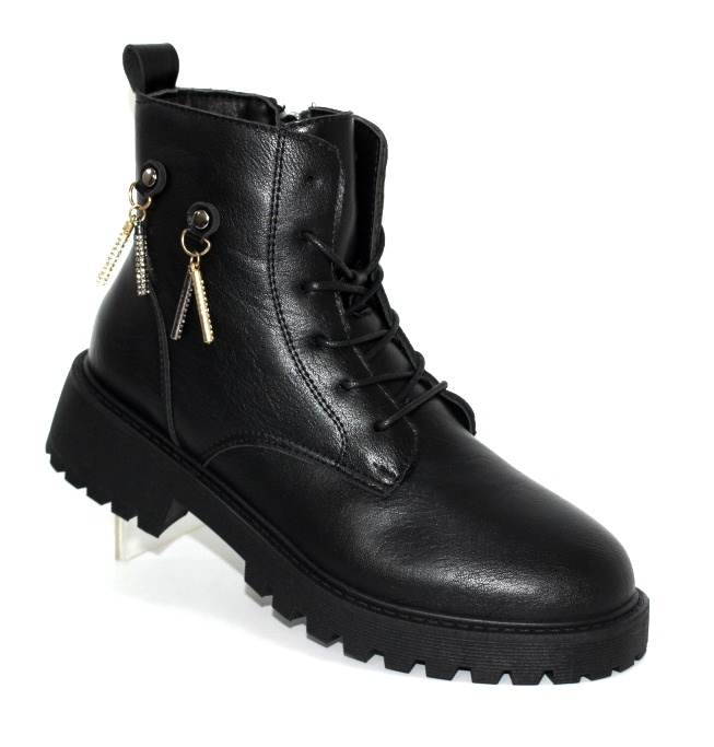 Купить ботинки  зимние WBL. Женская обувь - Туфелек