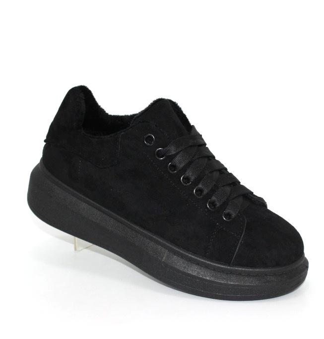 Купить недорого женские кроссовки в стиле МакКвин на зиму