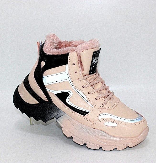 Купить зимние кроссовки MaiNeLin. Женская обувь - Туфелек