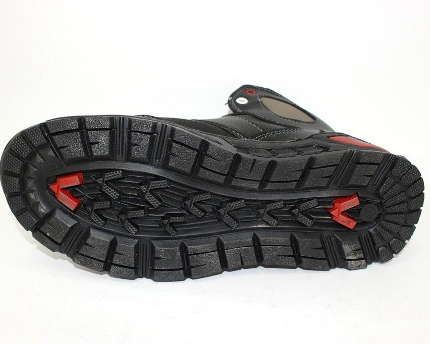 Тёплые мужские ботинки купить Киев, зимняя мужская обувь Украина, ботинки мужские купить онлайн 9