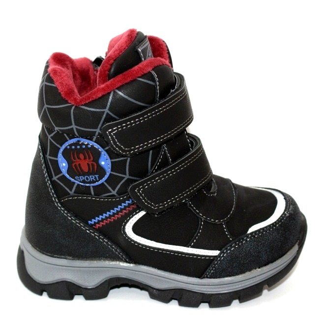Ботинки зимние недорого, польская зимняя обувь, купить женские ботинки 5