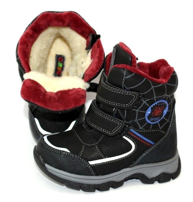 Ботинки зимние недорого, польская зимняя обувь, купить женские ботинки 12