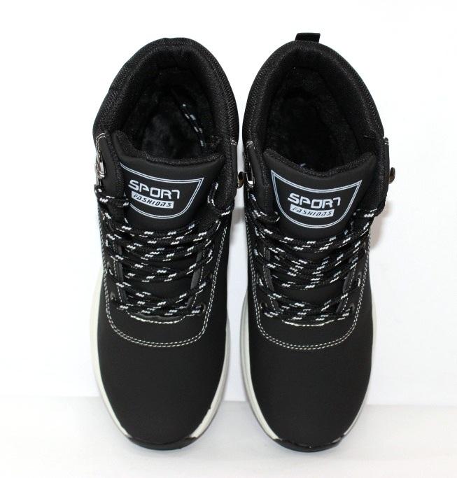 Купить зимнюю обувь для женщин, женские зимние ботинки, белые ботинки с опушкой 7