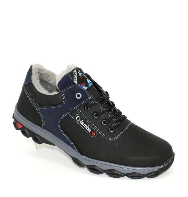 Купить ботинки зимние Like shoes. Обувь мужская - Туфелек