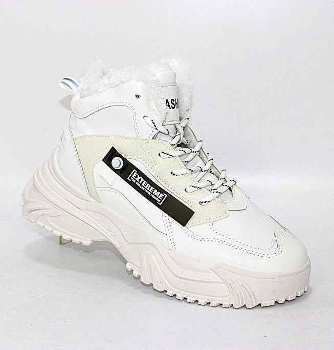 Купить зимние кроссовки Fashion. Женская обувь - Туфелек