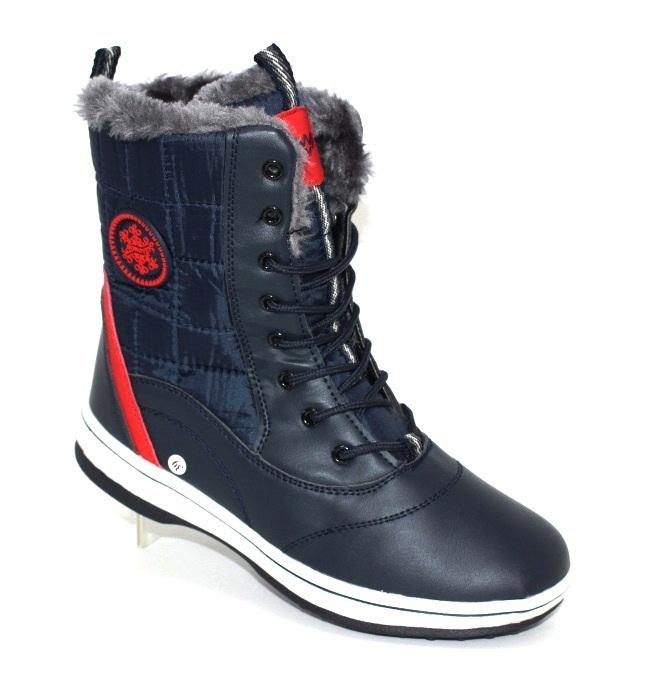 Купить ботинки  зимние BONOTE. Женская обувь - Туфелек