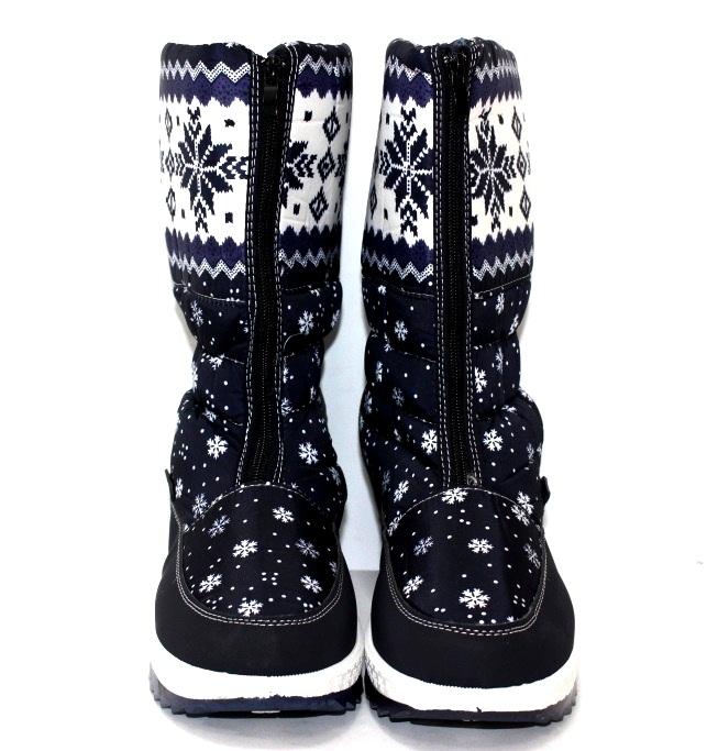 Зимние женские сапоги - дутики купить недорого в интернет-магазине в Украине 5
