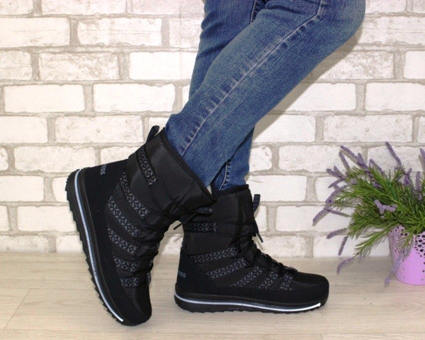 Женские дутики - недорогая зимняя обувь в интернет-магазине Туфелек 2