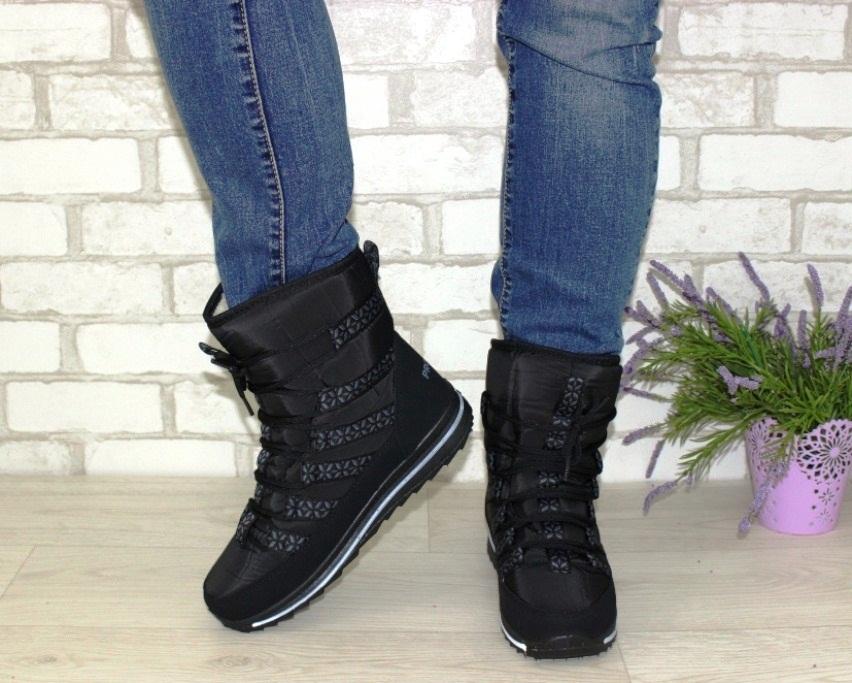 Женские дутики - недорогая зимняя обувь в интернет-магазине Туфелек 3