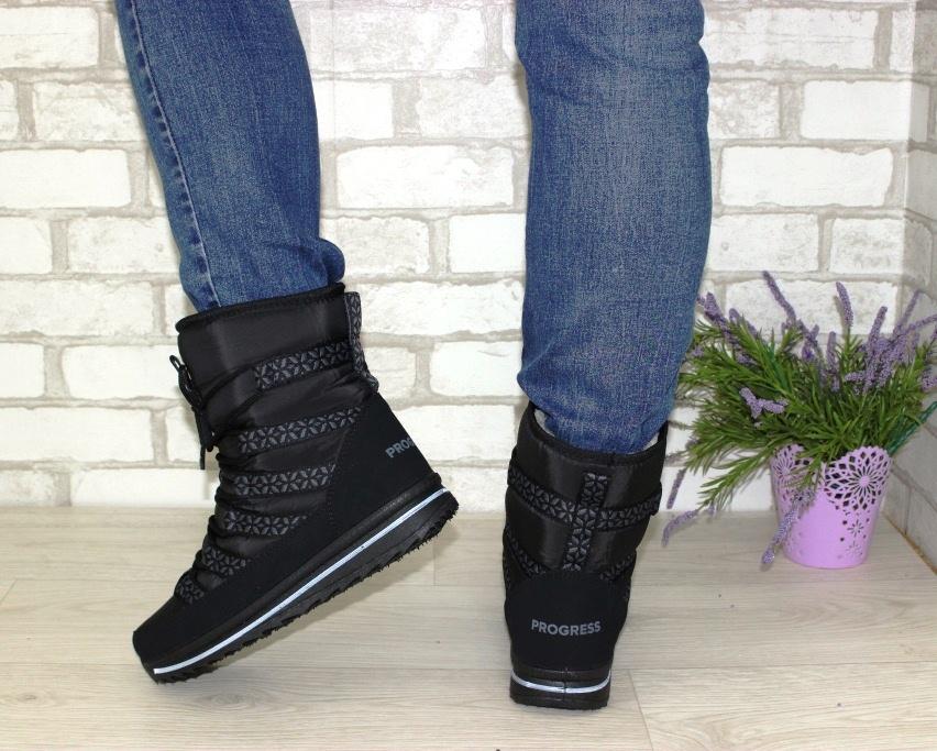 Женские дутики - недорогая зимняя обувь в интернет-магазине Туфелек 4