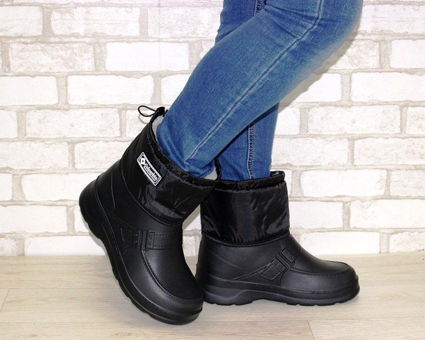 Купить мужские ботинки, зимние сапоги из пены 2