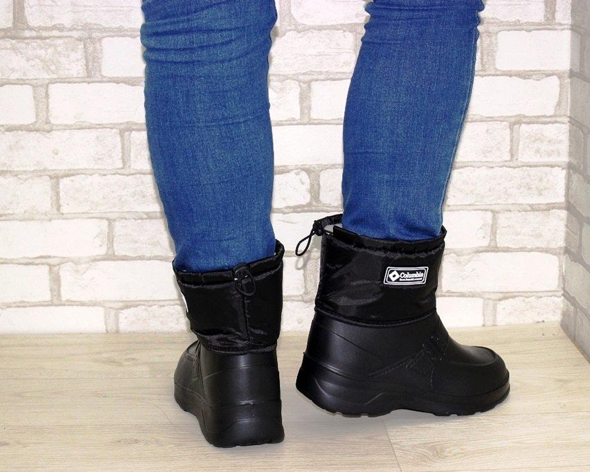 Купить мужские ботинки, зимние сапоги из пены 3