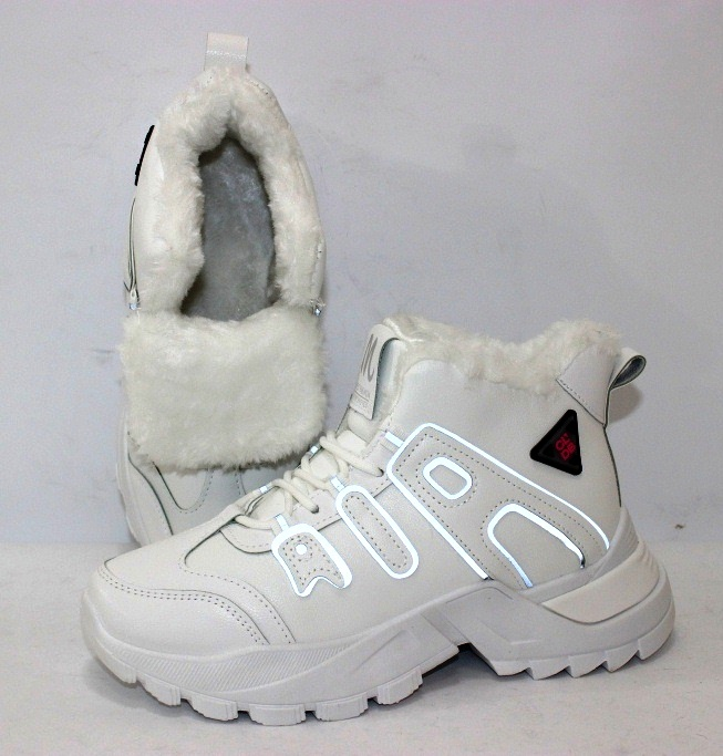 Модная женская обувь, комфортные ботинки на низком каблуке 2
