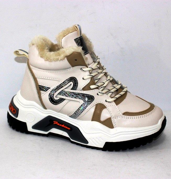 Модная женская обувь, комфортные ботинки на низком каблуке 4